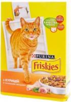 Фото - Корм для кошек Friskies Adult Chicken/Vegetable 10 kg