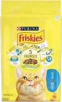 Фото - Корм для кошек Friskies Adult Salmon/Vegetable 10 kg