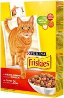 Фото - Корм для кошек Friskies Adult Meat/Chicken/Liver 1.5 kg