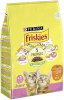 Корм для кошек Friskies Kitten Chicken/Milk/Vegetable 1.5 kg