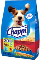 Фото - Корм для собак Chappi Beef/Pourly/Vegetable 3 kg