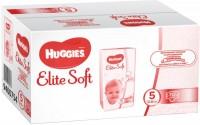Подгузники Huggies Elite Soft 5 / 112 pcs