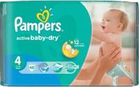 Фото - Подгузники Pampers Active Baby-Dry 4 / 46 pcs