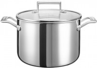 Фото - Кастрюля KitchenAid KC2C80SCST