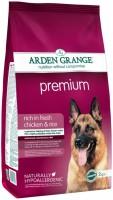 Корм для собак Arden Grange Premium Chicken/Rice 2 kg