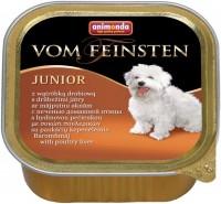 Фото - Корм для собак Animonda Vom Feinsten Junior Chicken Liver 0.15 kg