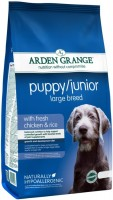 Фото - Корм для собак Arden Grange Puppy Junior Large Breed Chicken/Rice 2 kg