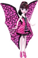 Кукла Monster High Ghoul-to-Bat Transformation Draculaura DNX65