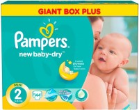 Подгузники Pampers New Baby-Dry 2 / 144 pcs