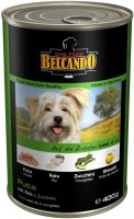 Корм для собак Bewital Belcando Adult Canned Meat/Vegetable 0.4 kg
