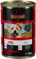 Фото - Корм для собак Bewital Belcando Adult Canned Meat 0.4 kg