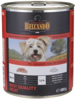 Корм для собак Bewital Belcando Adult Canned Meat 0.8 kg