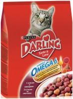 Фото - Корм для кошек Darling Adult Meat/Vegetable 10 kg