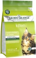 Фото - Корм для кошек Arden Grange Kitten Chicken/Potato 0.4 kg