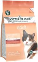 Фото - Корм для кошек Arden Grange Adult Salmon/Potato 2 kg