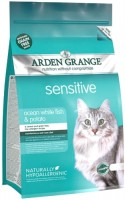 Корм для кошек Arden Grange Adult Sensetive Fish/Potato 0.4 kg