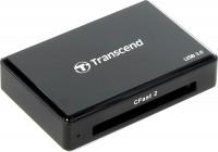 Фото - Картридер/USB-хаб Transcend TS-RDF2