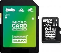 Карта памяти GOODRAM microSDXC UHS-I U3 64Gb