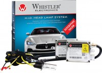 Фото - Ксеноновые лампы Whistler H4 4300K Slim Kit Bi-Xenon