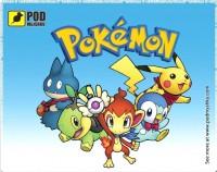 Коврик для мышки Pod myshku Pokemon