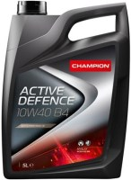 Моторное масло CHAMPION Active Defence 10W40 B4 5L