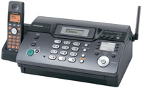 Факс Panasonic KX-FC966
