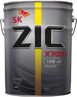 Моторное масло ZIC X7000 AP 10W-40 20L