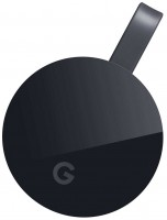 Медиаплеер Google Chromecast Ultra