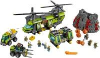 Фото - Конструктор Lego Volcano Heavy-Lift Helicopter 60125
