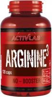 Аминокислоты Activlab Arginine 3 128 cap