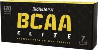 Аминокислоты BioTech BCAA Elite 120 cap