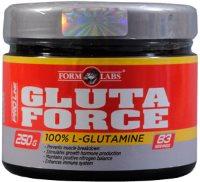Фото - Аминокислоты Form Labs GlutaForce 250 g