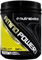 Фото - Аминокислоты Nutrabolics Amino Power 2000 325 tab