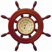 Термометр / барометр Fischer 1727-22