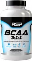 Фото - Аминокислоты RSP BCAA 3-1-1 200 cap