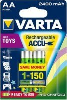 Аккумуляторная батарейка Varta Toys Accu 2xAA 2400 mAh