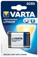 Аккумуляторная батарейка Varta Photo 1x2CR5