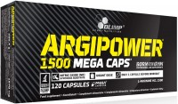Фото - Аминокислоты Olimp Argi Power 1500 Mega Caps 120 cap