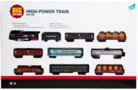 Автотрек / железная дорога Big Motors High-Power Train (big set)