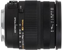 Объектив Sigma AF 17-70mm F2.8-4.0 DC MACRO OS HSM