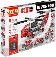 Конструктор Engino 90 Models Motorized Set 9030