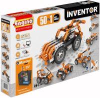 Фото - Конструктор Engino 50 Models Motorized Set 5030