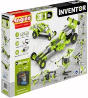 Конструктор Engino 30 Models Motorized Set 3030