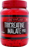 Фото - Креатин Activlab Tricreatine Malate Pro 120 cap