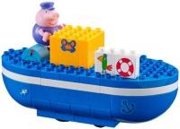 Фото - Конструктор Peppa Grandpa Pigs Boat 06034