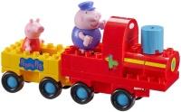 Конструктор Peppa Grandpa Pigs Train 06033