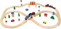 Автотрек / железная дорога VIGA Train Set