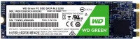 SSD накопитель WD Green SSD M.2 WDS120G1G0B