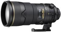 Объектив Nikon 300mm f/2.8G IF-ED AF-S VR II Nikkor