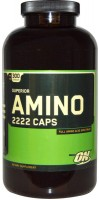 Аминокислоты Optimum Nutrition Amino 2222 Capsules 300 cap